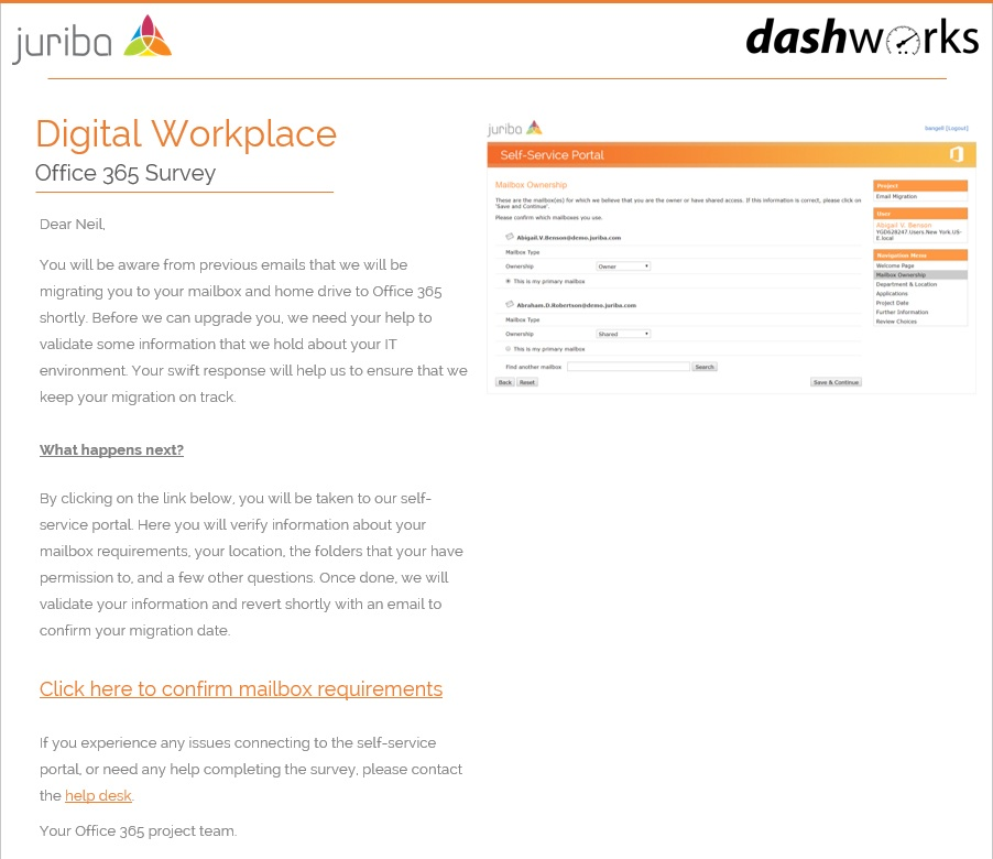 Email Template - Office 365-1