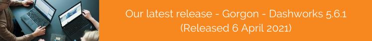 Gorgon release notes banner