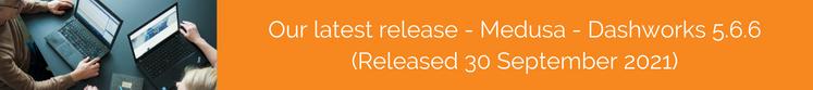 Medusa release notes banner