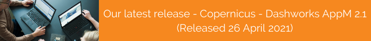 copernicus release notes banner